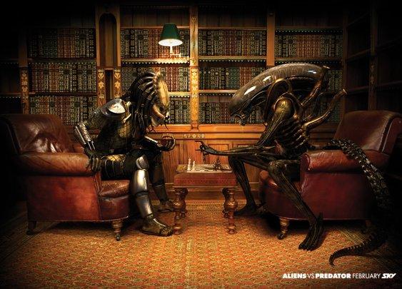 Aliens vs. Predators