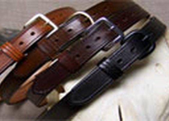 Gun Belts by The Belt Man