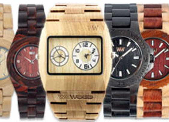 WeWOOD Wooden Watches - One Watch. One Tree. One World.