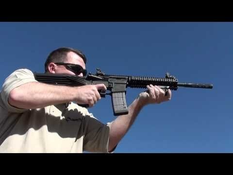 Slide Fire Solutions' SSAR-15 - Range Fun!!!