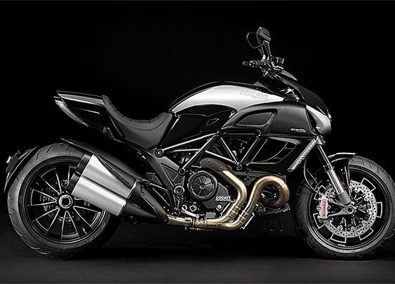 Ducati Diavel Cromo Motorcycle | Uncrate