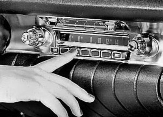 Nothing wrong with the radio