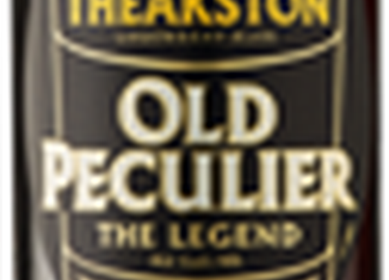 Theakston Legendary Ales - Old Peculier