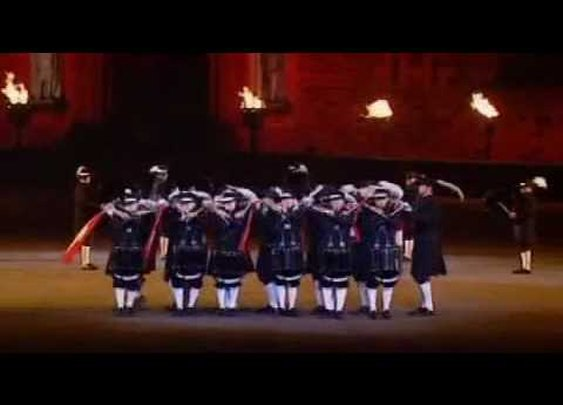 Top Secret Drum Corps Edinburgh Military Tattoo 2006      - YouTube