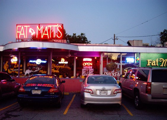 Fat Matt's Rib Shack (Atlanta, GA)