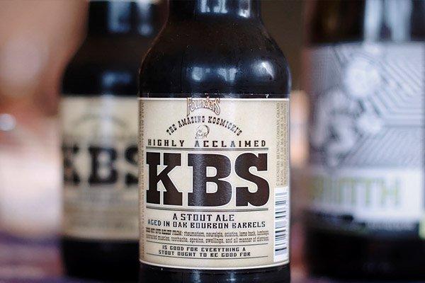 Kentucky Bourbon Stout (KBS)