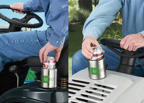 Magnetic Beer Koozie