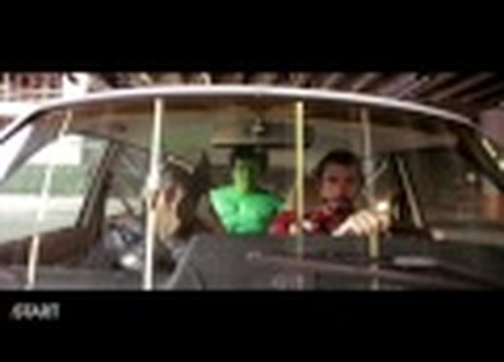 The Avengers Hangover Trailer by Slick Gigolo