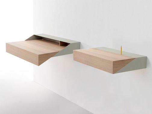 Deskbox by Yael Mer and Shay Akalay