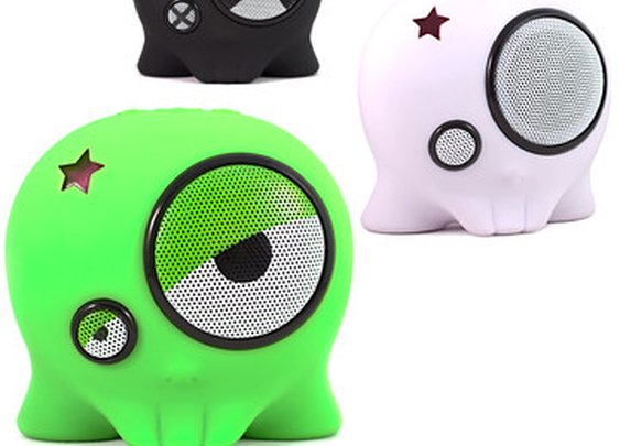 Fab.com | Go-Anywhere Mini Speakers