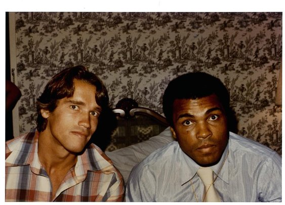Arnold and Ali