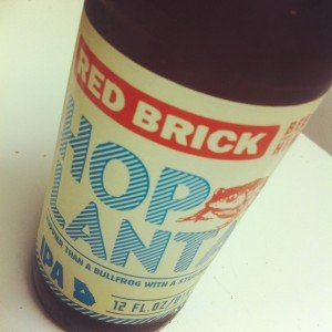Red Brick Hoplanta – A Perfect Summer IPA | The Trot Line