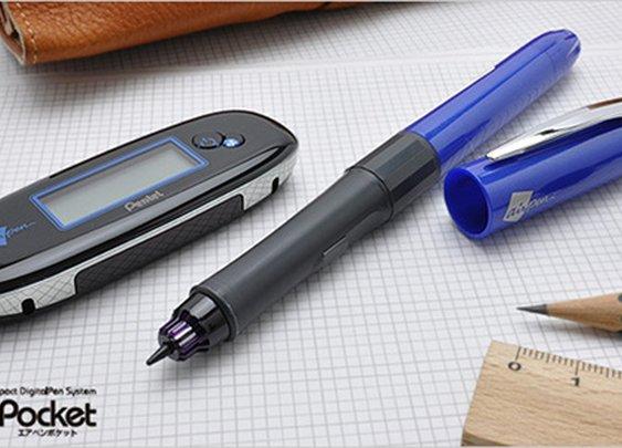 Pentel Airpen Pocket Digital handwriting converter