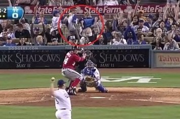 Bryce Harper's 1st Career Hit Forever Tainted By Mooning Fan