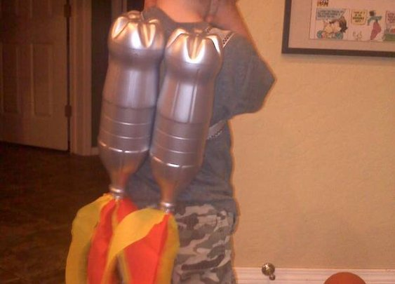 HOW TO make a kids' jetpack