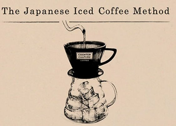 How to Make Japanese Iced Coffee on Vimeo