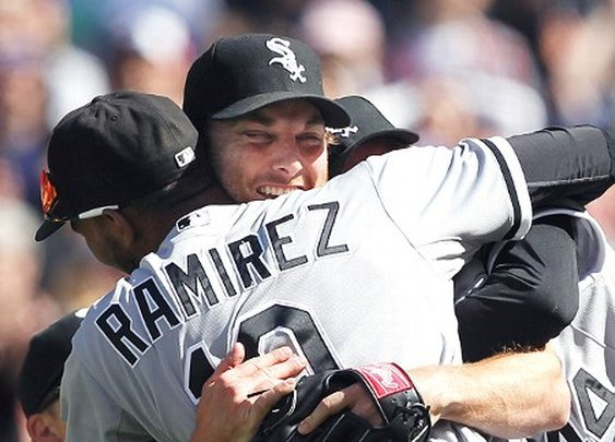 Phil Humber throws perfect game - Chicago White Sox Blog - ESPN Chicago