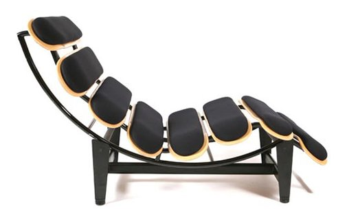 Skateboard Lounge Chair