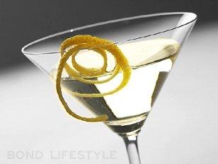 Vesper Martini | Bond Lifestyle