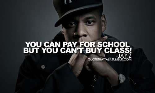 You can pay for school....
