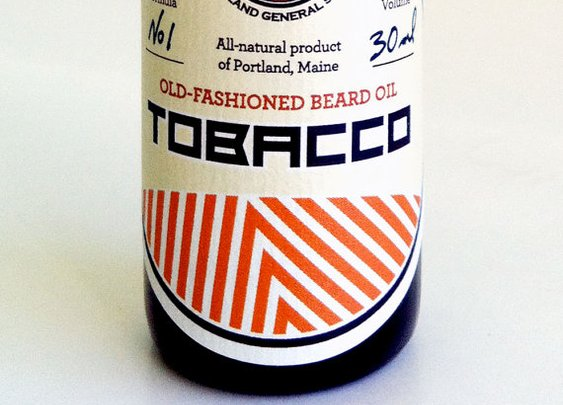 TOBACCO Beard Oil by portlandgeneralstore on Etsy