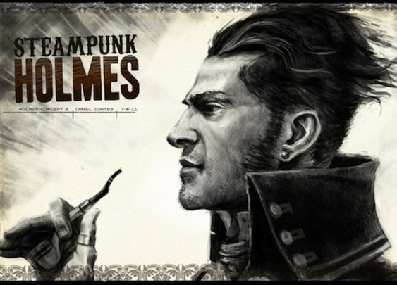 Steampunk Holmes by Richard Monson-Haefel — Kickstarter