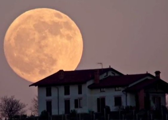 Supermoon alert: Biggest full moon of 2012 due Sat. | Fox News
