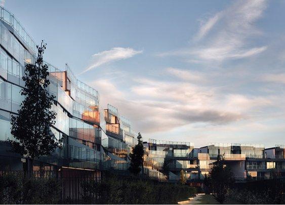Milanofiori Residential Complex | OBR Open Building Research