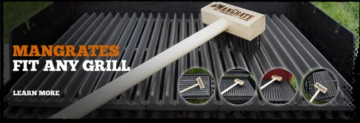Mangrate Grill Enhancement System