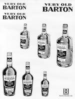Very Old Barton Bourbon