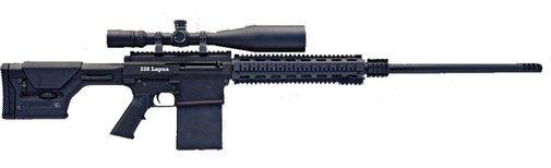 AR15 in .338 | Gun Blog