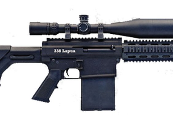 AR15 in .338 | Gun Blog