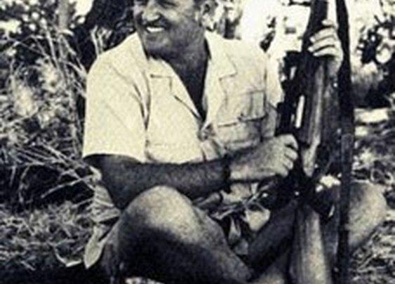 Peter Hathaway Capstick