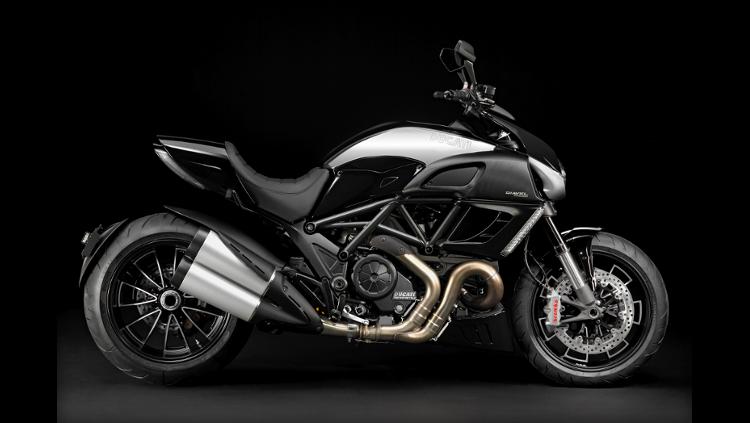 Diavel Cromo – Ducati