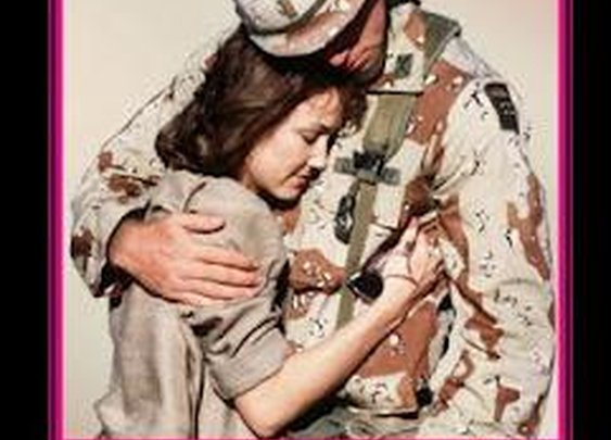 The Military Wife, Ordinary Women need not apply....