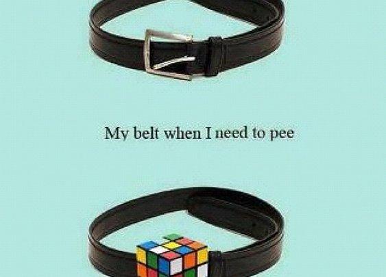 My Belt...