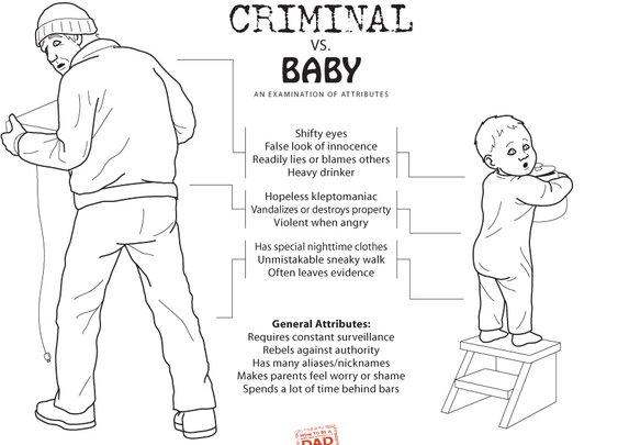 Criminal vs Baby