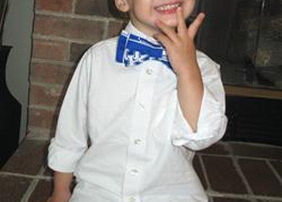 Streak for Pediatric Stroke- Team Brody!
