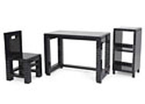 ThinkGeek :: DIY Building Blocks Furniture
