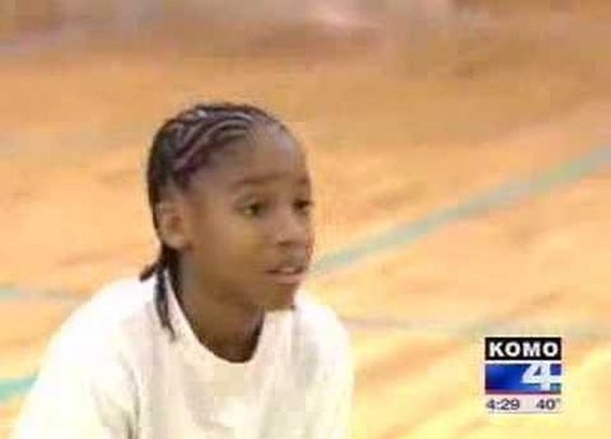 11 Year Old Future NBA Player