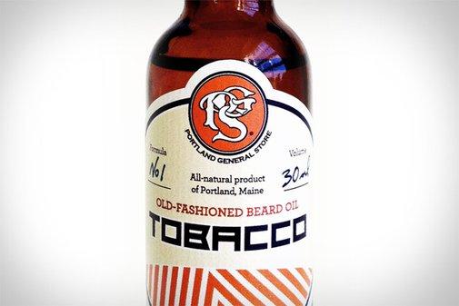 Tobacco Beard Oil | Uncrate