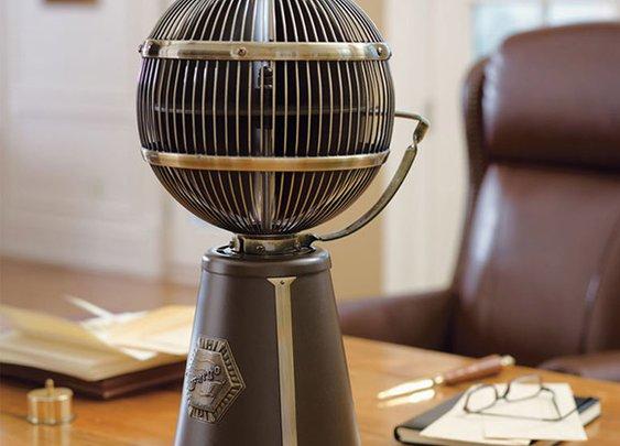 360 Degree OldTimey Desktop Fan