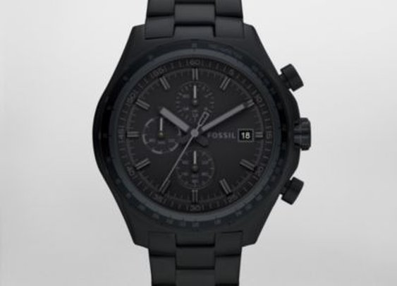 FOSSIL® Watch Collections Dylan:Men Dylan Stainless Steel Watch - Black CH2821