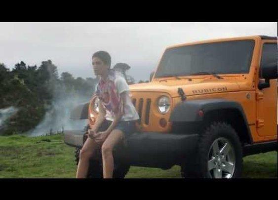 "Jeep Wrangler ""Power Within"""