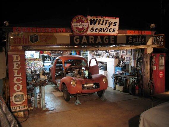 The Garage Journal Gentlemint