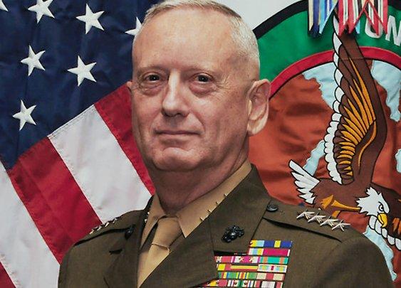 General James Mattis