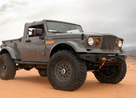 Mopar's Jeep Nukizer 715
