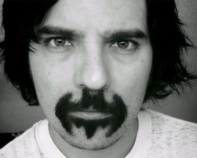 'Bat-Stache' Instantly Turns Average Man Into a Hero
