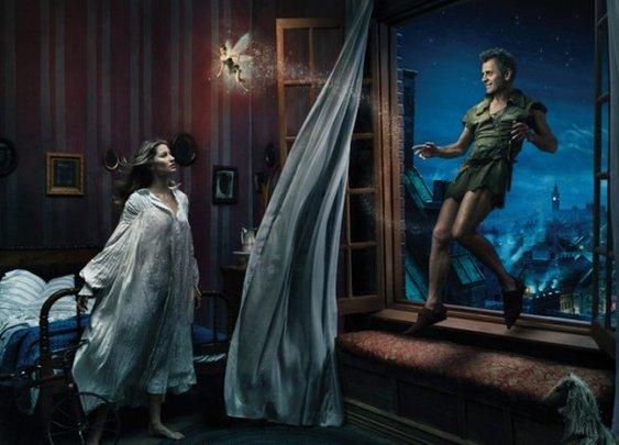 Disney Dream Portraits – Celebrities playing Disney Princesses IRL | Ufunk.net