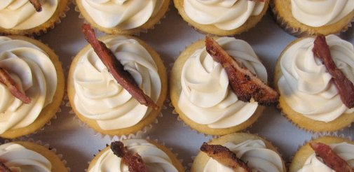 Maple Bacon Cupcake Recipe